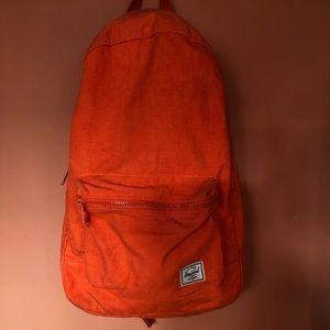 Canvas Herschel backpack